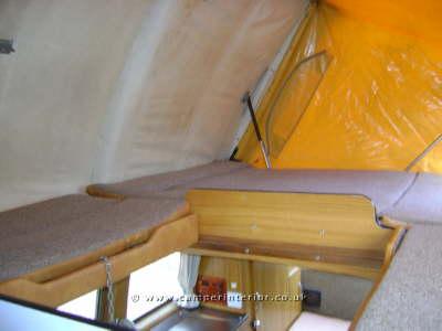 Camper Interior Viking